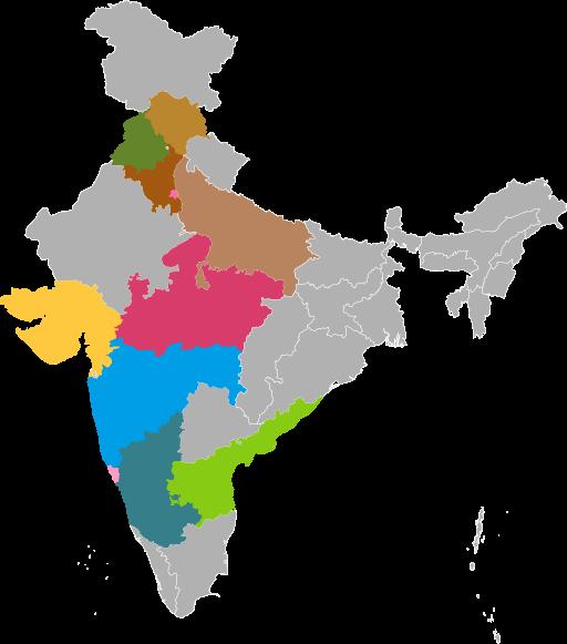 Domestic Map